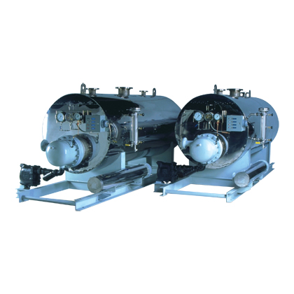 Industrial and Commercial Steam Boilers