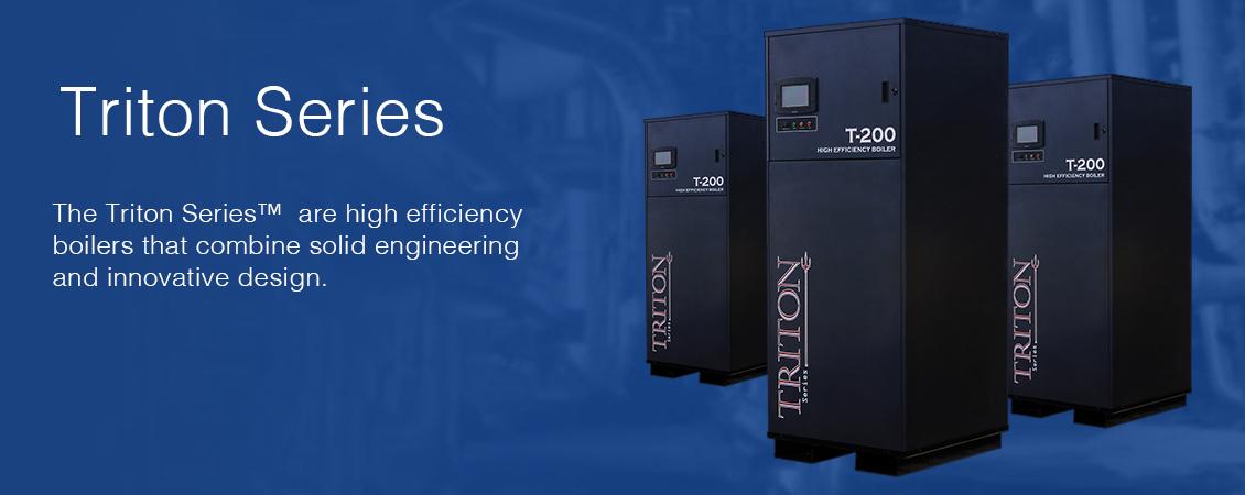 Near Condensing Boilers
