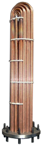 u-tube coil